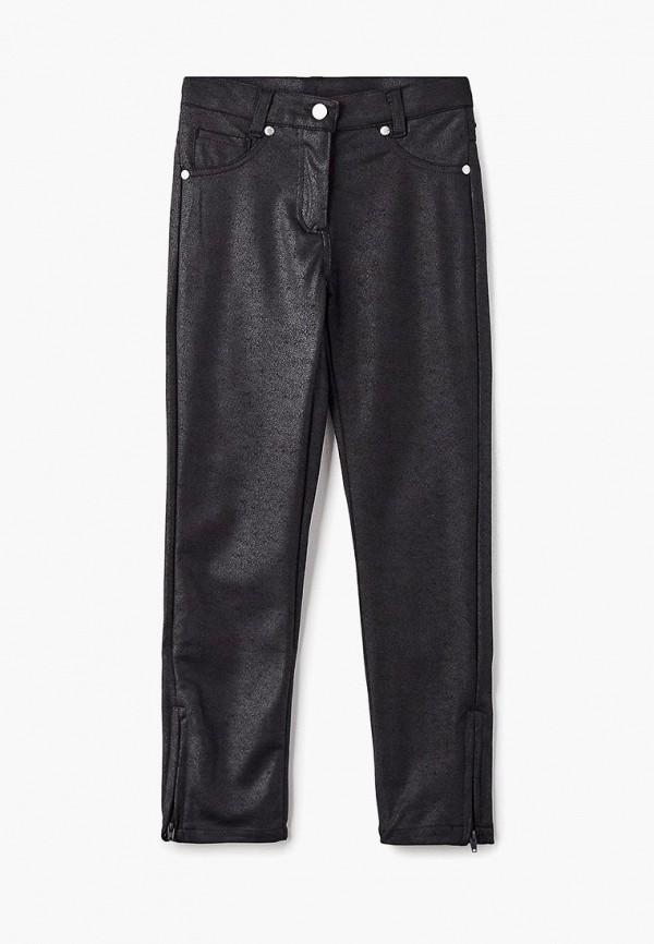 брюки coccodrillo для девочки, черные