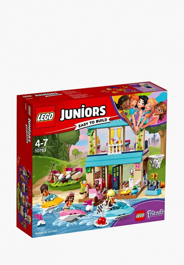 Конструктор Juniors Lego Lego MP002XG00D5P lego juniors оборона бэтпещеры™