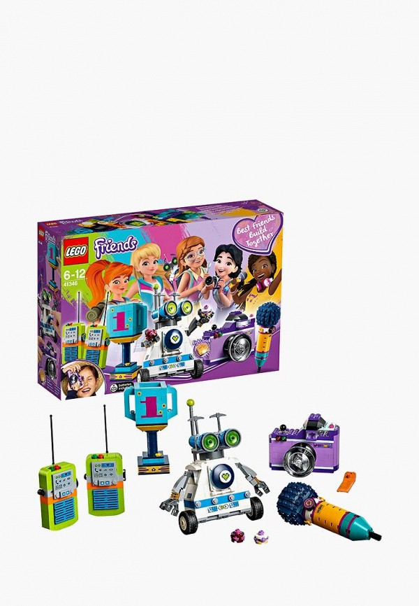 Конструктор Friends Lego Lego MP002XG00D5U конструктор lego friends 41123 салон для жеребят