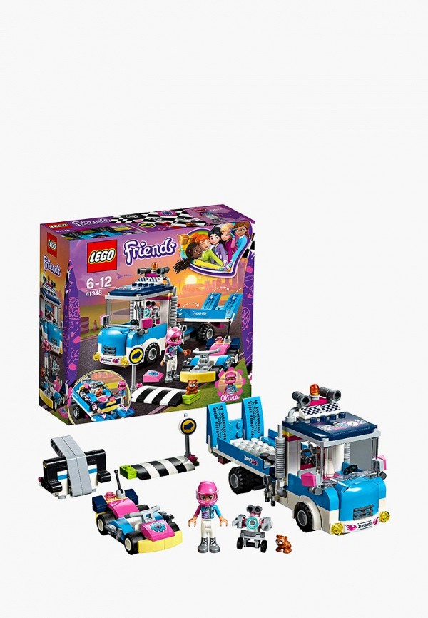Конструктор Friends LEGO LEGO MP002XG00D5V lego lego friends поп звезда дом ливи