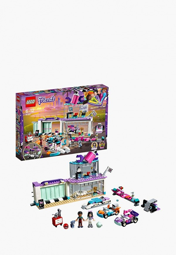 Конструктор Friends LEGO LEGO MP002XG00D5X lego lego friends поп звезда дом ливи