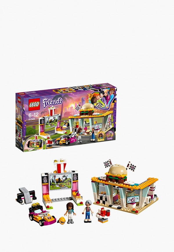 Конструктор Friends Lego Lego MP002XG00D5Z figures houses girl friends stephanie mia olivia andrea emma andrea blocks learning toy gift compatible with with friends gift