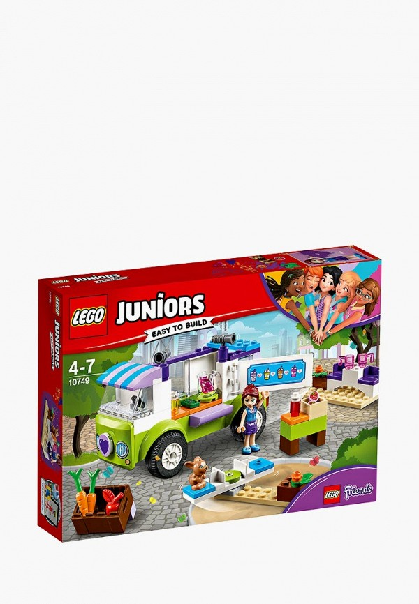 Конструктор Juniors Lego Lego MP002XG00D6G lego juniors оборона бэтпещеры™