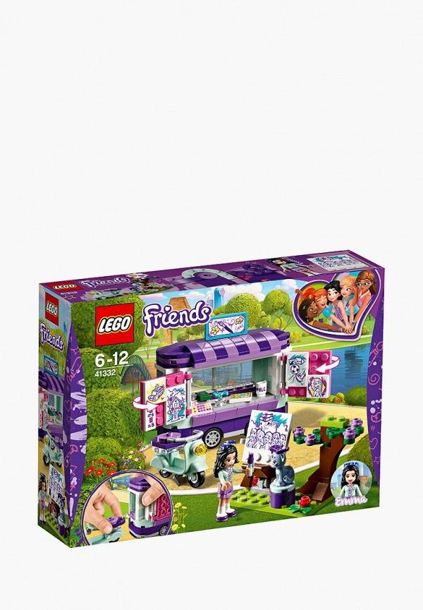 Конструктор Friends Lego Lego MP002XG00D6L lego friends конструктор шкатулка дружбы 41346