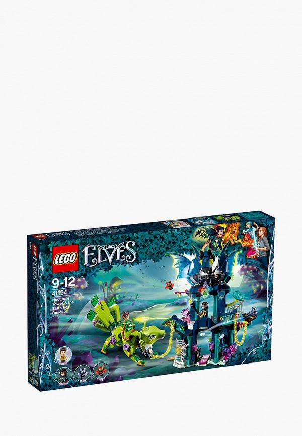 Конструктор Elves Lego Lego MP002XG00D6W конструктор lego elves 41178 логово дракона