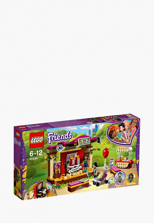 Конструктор Friends Lego Lego MP002XG00D75 bela 10547 friends heartlake grand hotel andrea olivia stephanie building blocks bricks toy children gifts friends 41101