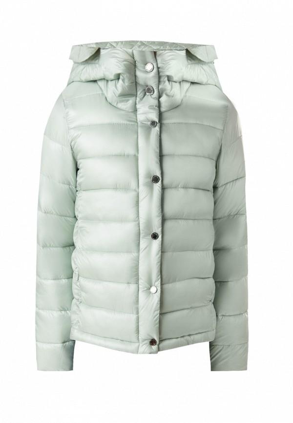 куртка finn flare для девочки, бирюзовая