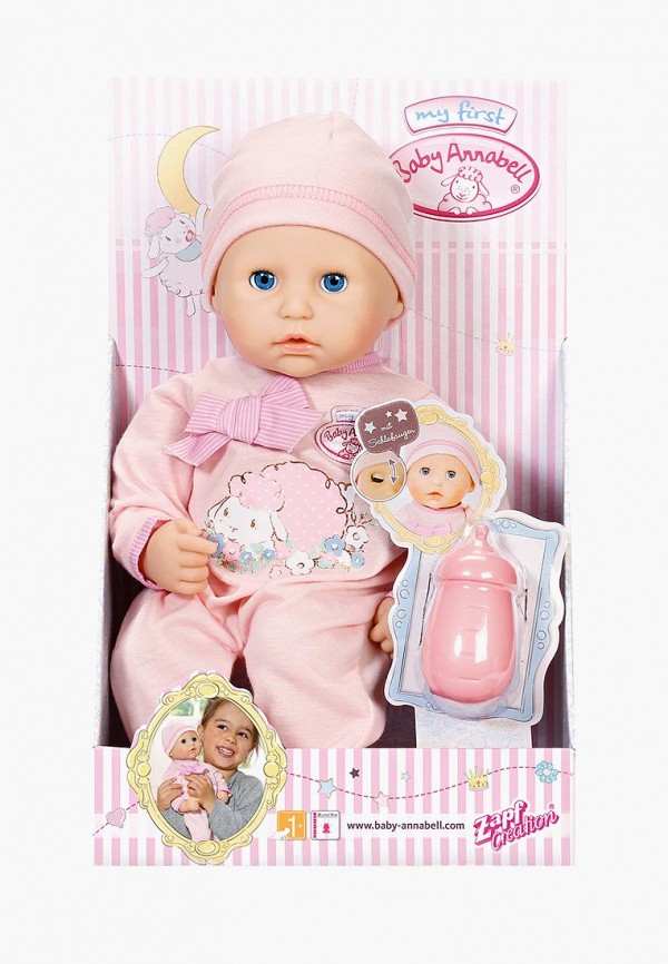 Кукла Zapf Zapf MP002XG00D9F