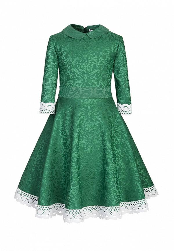 Платье Alisia Fiori, mp002xg00dbm, зеленый, Весна-лето 2019  - купить со скидкой