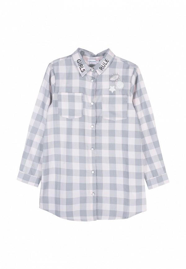 Рубашка Coccodrillo Coccodrillo MP002XG00DGV рубашка quelle coccodrillo 1005037