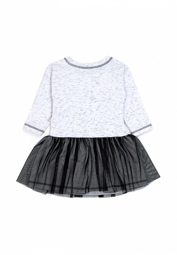 Платья для девочки Трия цвет серый  Фото 2