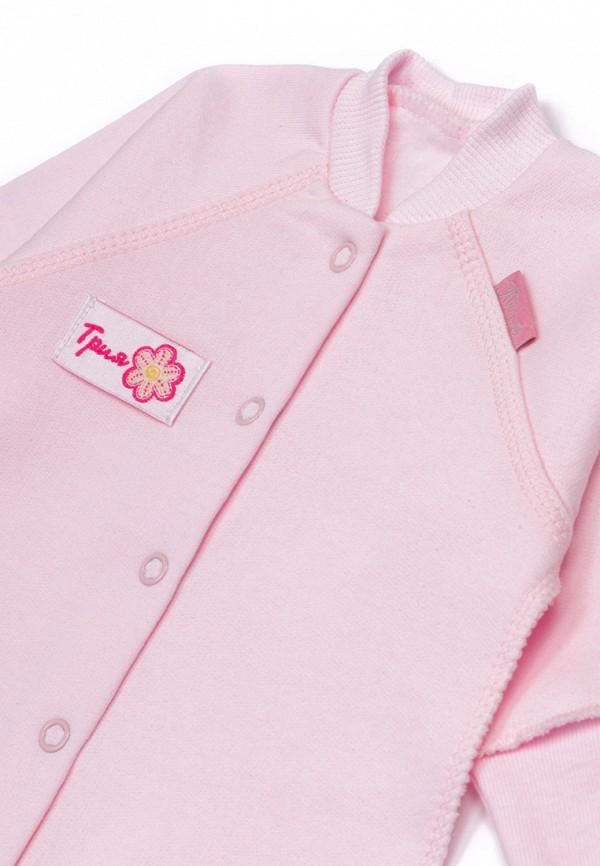 Детский комбинезон Трия цвет розовый  Фото 2