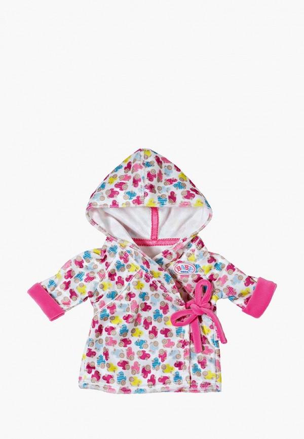 Купить Игрушка Zapf, BABY born Халат с капюшоном, mp002xg00dka, разноцветный, Весна-лето 2019