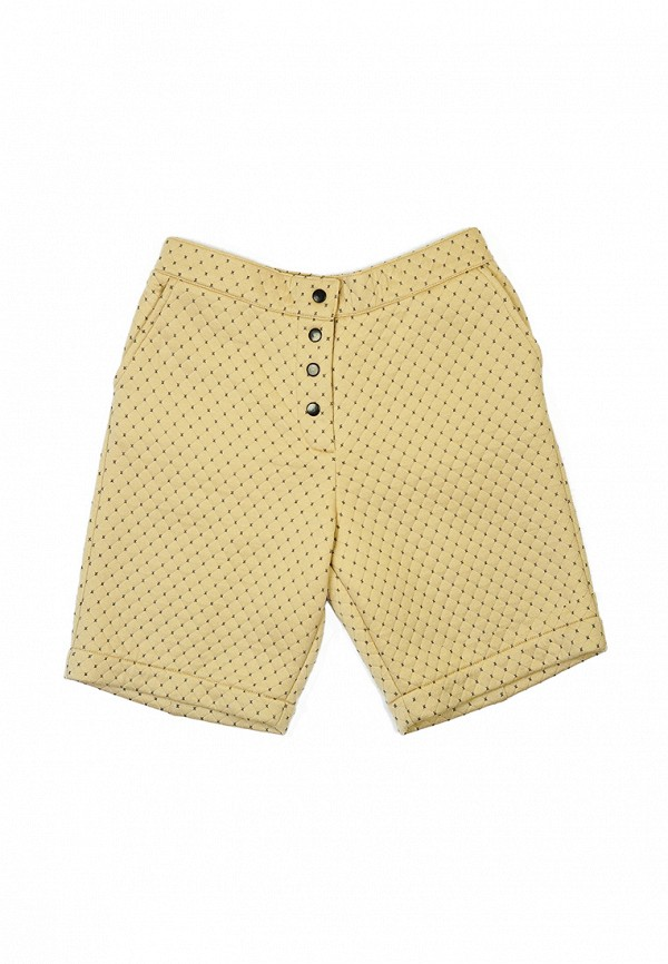 шорты yumster для девочки, бежевые