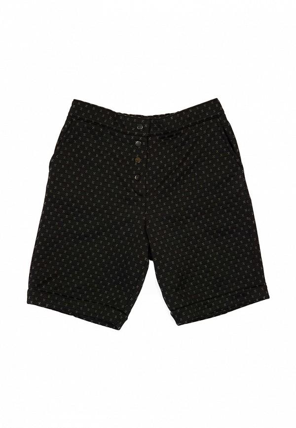шорты yumster для девочки, черные