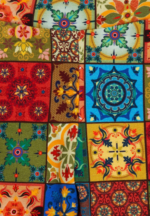 Леггинсы для девочки Ёмаё цвет разноцветный  Фото 3