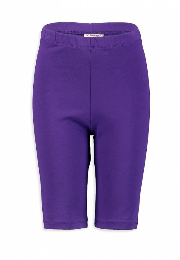Леггинсы для девочки LC Waikiki цвет фиолетовый
