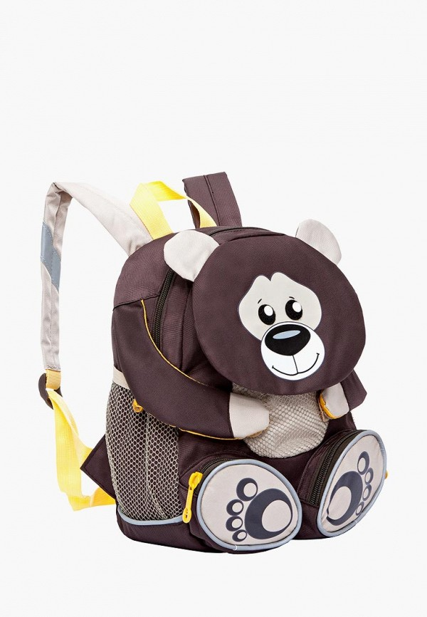 Рюкзак Grizzly Grizzly  коричневый фото