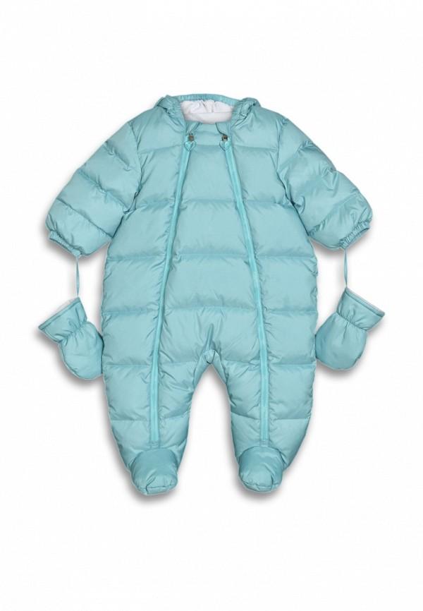 Детский комбинезон утепленный Ёмаё цвет голубой