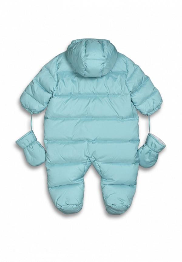 Детский комбинезон утепленный Ёмаё цвет голубой  Фото 2