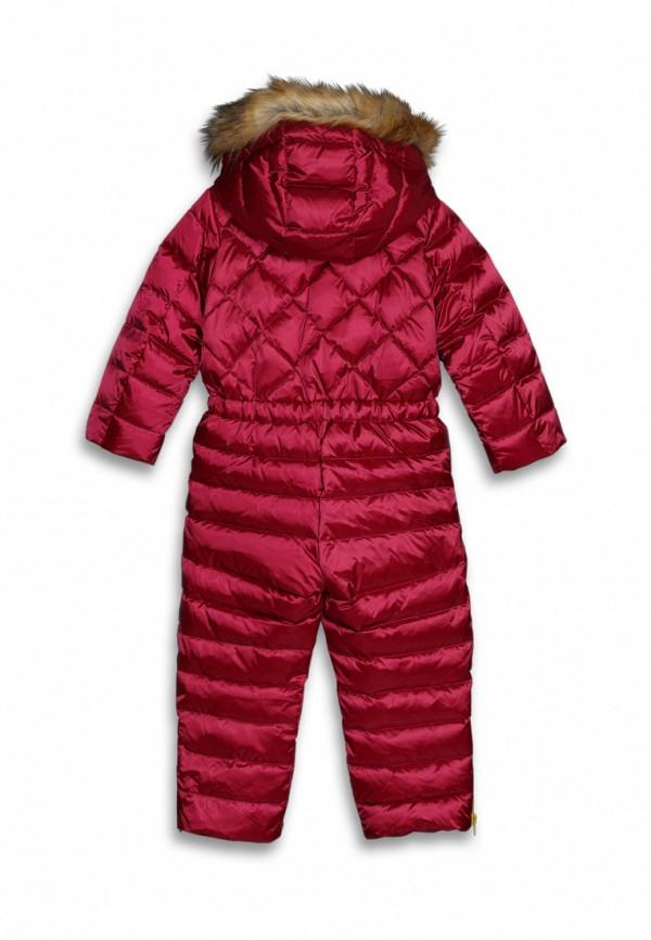 Детский комбинезон утепленный Ёмаё цвет красный  Фото 2