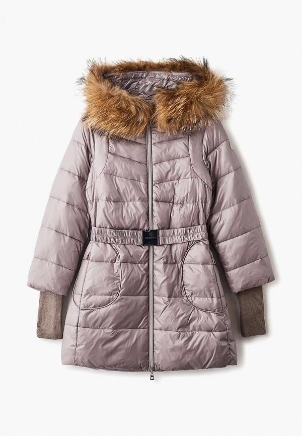Купить Куртка утепленная Mes ami, mp002xg00dpm, бежевый, Осень-зима 2017/2018