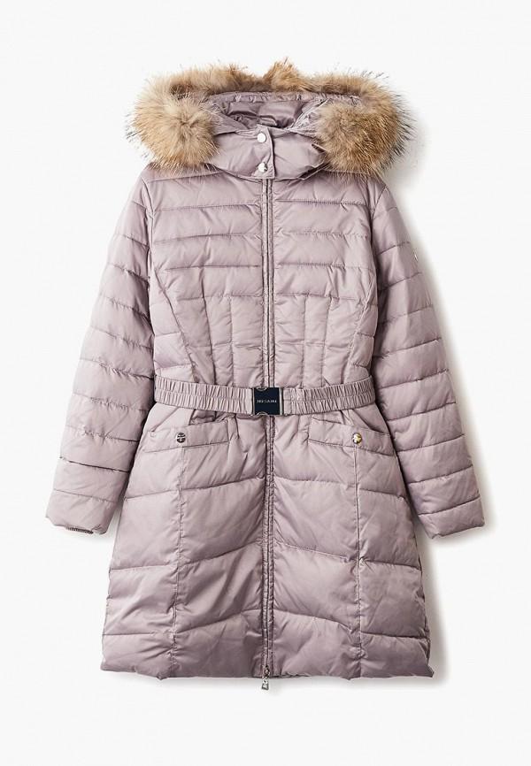 Купить Куртка утепленная Mes ami, mp002xg00dpx, бежевый, Осень-зима 2017/2018