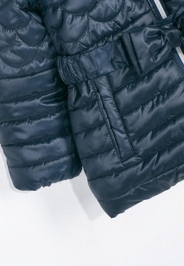 Куртка для девочки утепленная Coccodrillo цвет синий  Фото 5