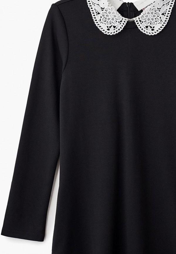 Платья для девочки Incity цвет черный  Фото 3