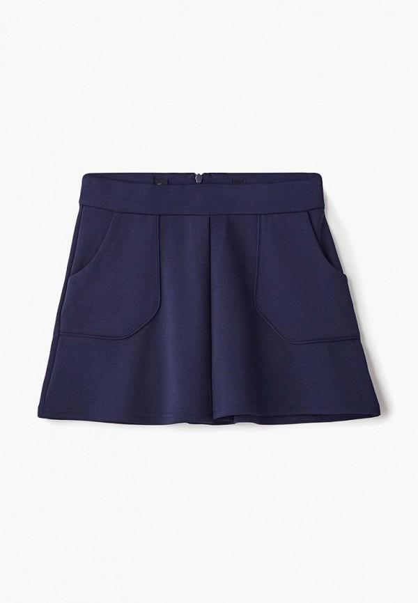 Юбка для девочки Incity цвет синий