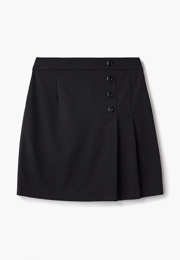 Юбка для девочки Смена цвет черный