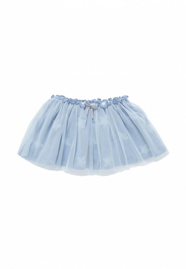 юбка artie для девочки, голубая