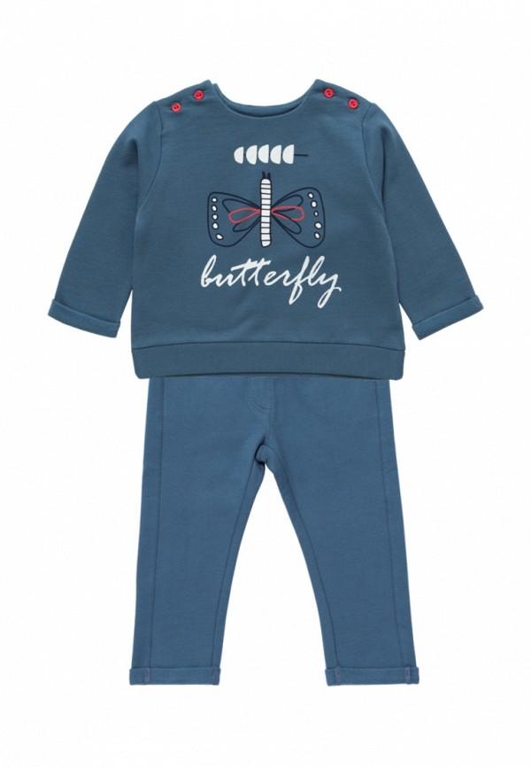 костюм artie для девочки, синий