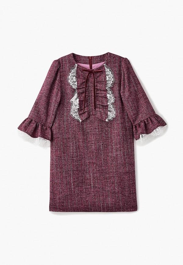 платье balloon & butterfly для девочки, фиолетовое