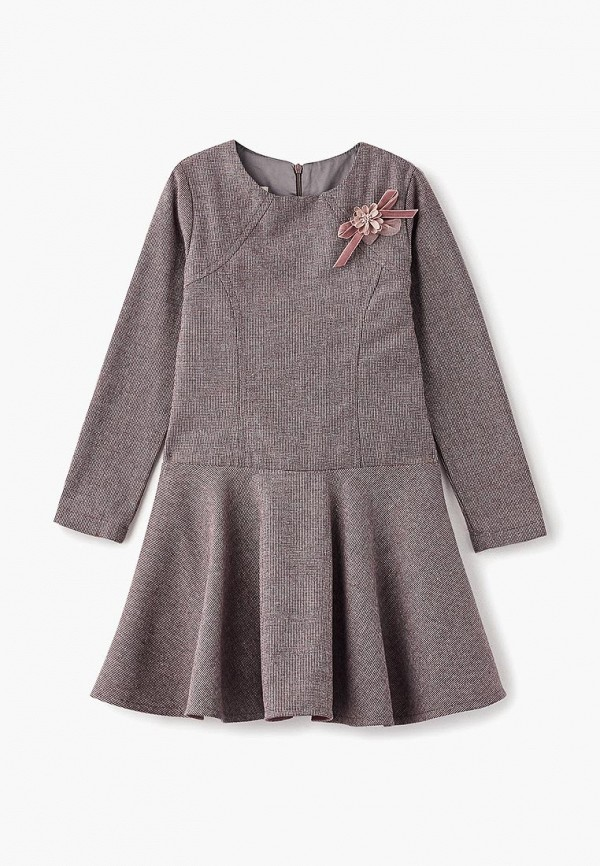 повседневные платье balloon & butterfly для девочки, розовое