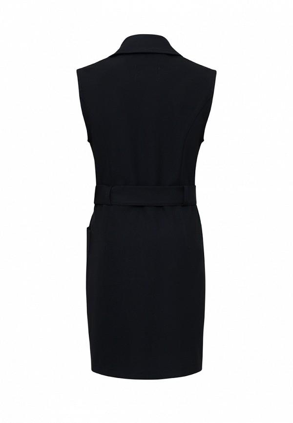 Платья для девочки Смена цвет черный  Фото 2