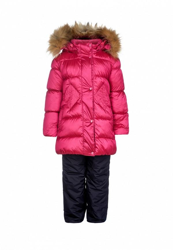 костюм oldos для девочки, розовый