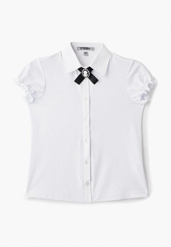 Купить Блуза RionaKids, Лора, mp002xg00e4i, белый, Осень-зима 2018/2019