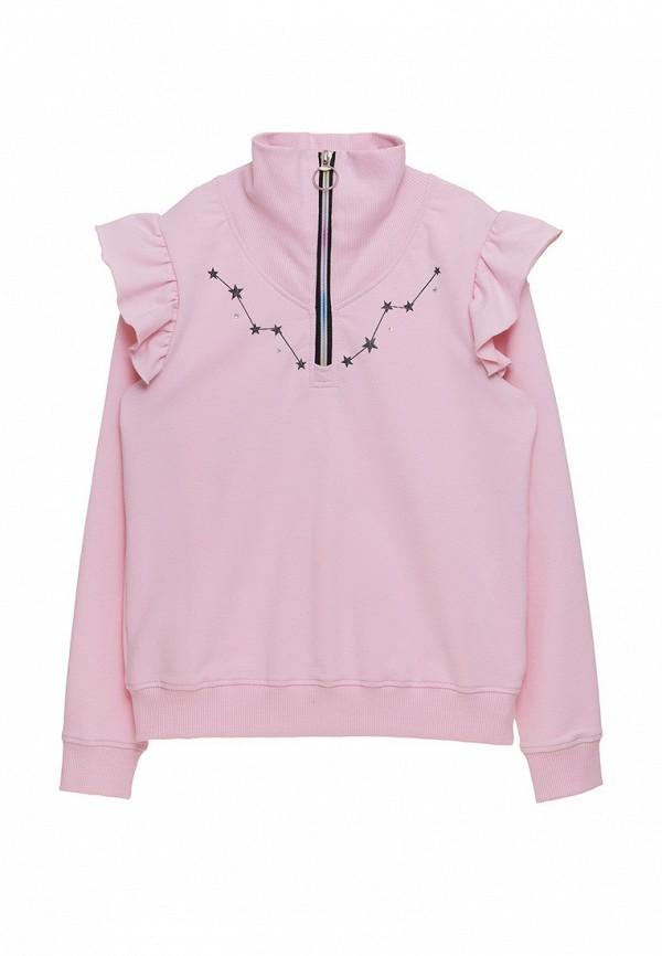 олимпийка bell bimbo для девочки, розовая