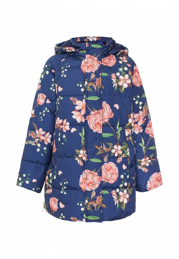 куртка смена для девочки, синяя