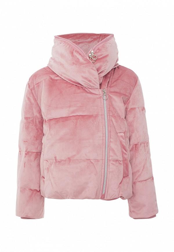 куртка смена для девочки, розовая