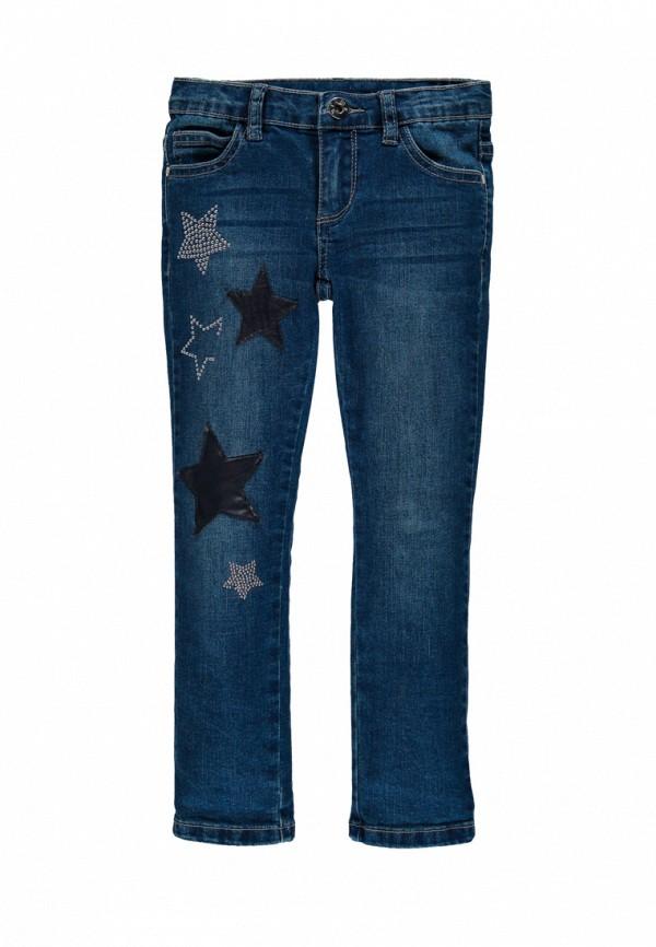 джинсы brums для девочки, синие