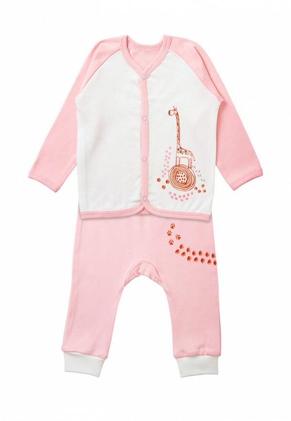 костюм милуша для девочки, розовый