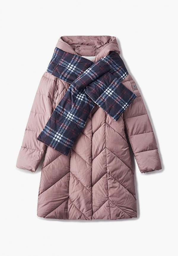 куртка snowimage junior для девочки, розовая
