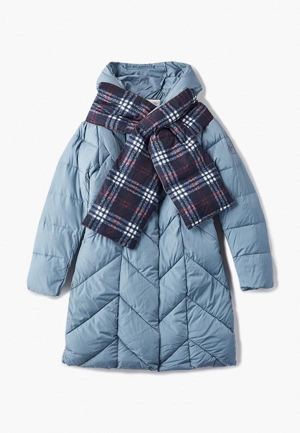 куртка snowimage junior для девочки, голубая