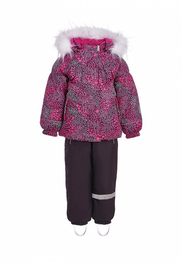 костюм kisu для девочки, фиолетовый