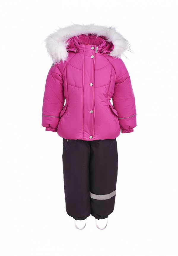 костюм kisu для девочки, розовый