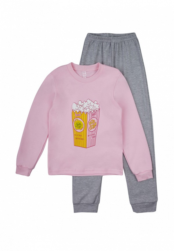 пижама габби для девочки, разноцветная