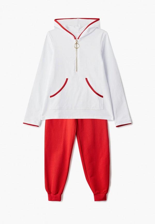 спортивные спортивный костюм черса для девочки, разноцветный