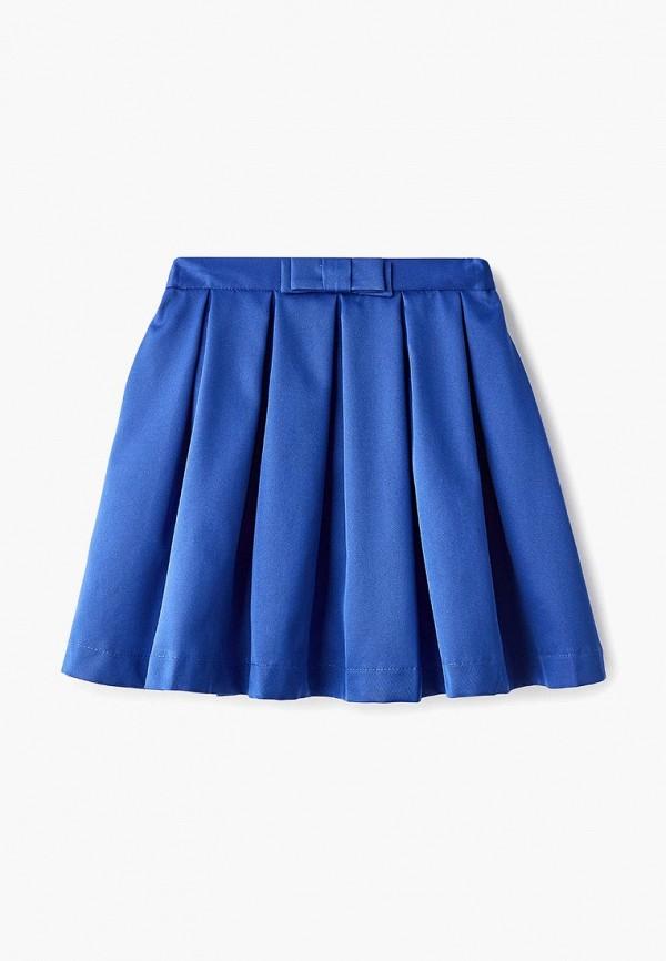 юбка panda kids для девочки, синяя